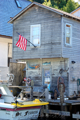 Leland, MI - Fishtown Shack