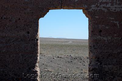 Death Valley, CA - Ashford Mill Ruins