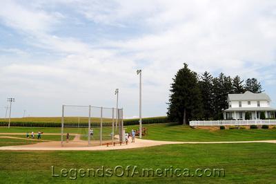 Dyersville, IA - Field of Dreams