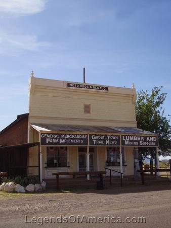 Pearce, AZ - General Store