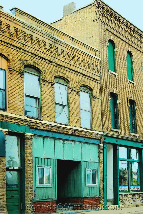 Oshkosh, WI - Buildings (Enhanced)