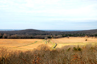 Pea Ridge, AR - Battlefield Overlook