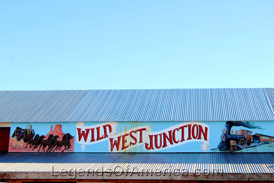 Williams, AZ - Wild West Junction