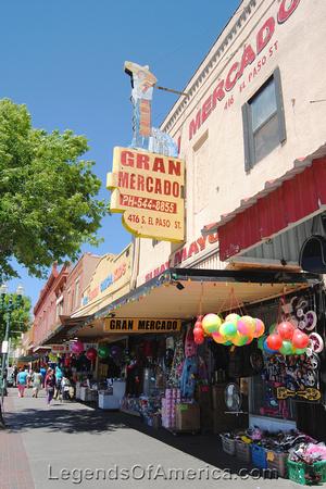 El Paso, TX - Street Scene