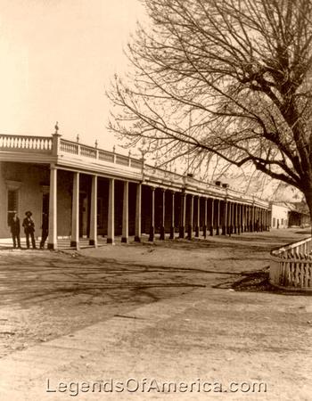 Santa Fe, NM - Plaza