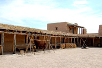 Bent's Fort, CO - Interior Courtyard - 2