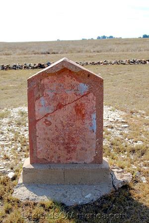 Bent's Fort, CO - Edward Dorris Grave