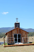 Elizabethtown, NM - Church