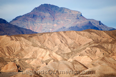 Death Valley, CA - Corkscrew Peak