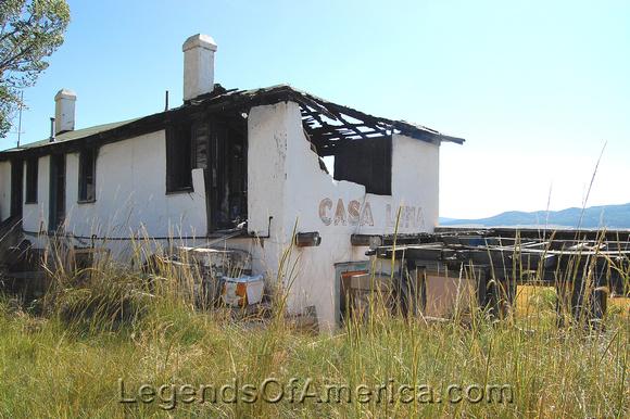 Eagle Nest, NM - Lodge Casa Loma