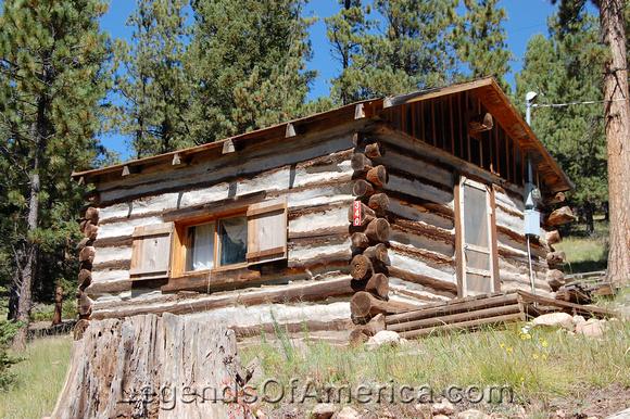 Eagle Nest, NM - Idlewild Cabin