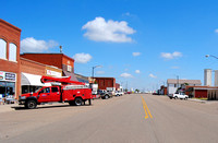 Bucklin, KS - Main Street - 2