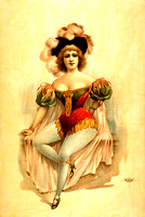 Brief Costume, 1899