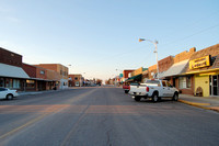 Oakley, KS - Main Street