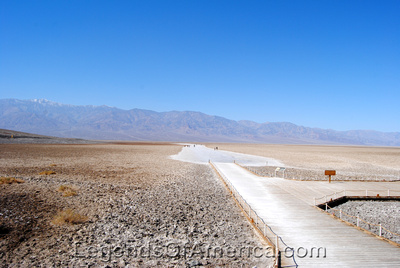 Death Valley, CA - Bad Water Basin - 2