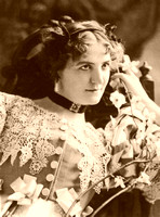 Mary Anderson, Actress