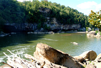 Cumberland River, KY - Below the Falls