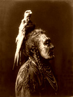 Apsaroke/Crow - Two Whistles, Medicine Man