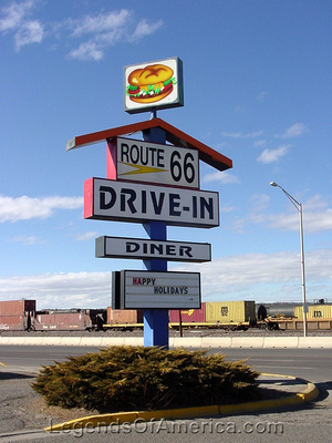 Gallup, NM - Drive In