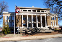 Corinth, MS - Alcorn County Courthouse