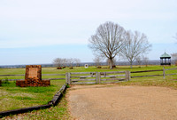 Natchez, MS - Site of Old Fort Rosalie