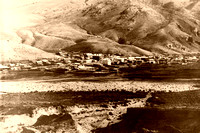 Bannack, MT - Town View Late 1800s