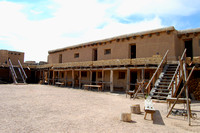 Bent's Fort, CO - Interior Courtyard