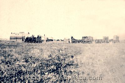 Wichita, KS - 1870