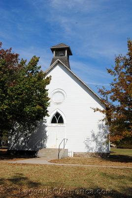 Elk Falls, KS - Methodist Church