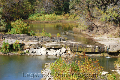 Elk Falls, KS - Elk River Falls