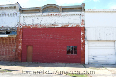 Elk City, KS - Old Building - 2