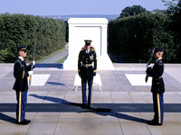 Arlington, VA - Changing of the Guard at Tomb of the Unknowns