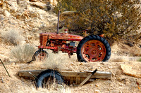 Budville, NM - Tractor - 2