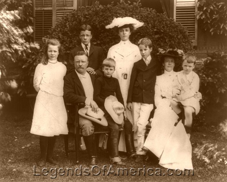 president william mckinley family tree - 640×512