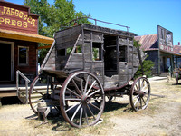 1880 Town, SD - Stagecoach