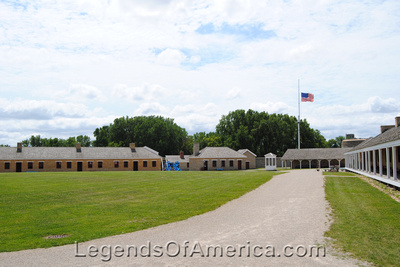 Fort Snelling, MN - Parade Ground