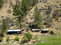 Shoup, ID - Cabins