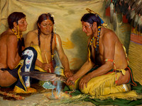 Blackfoot - Making Sweet Grass Medicine