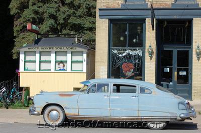 Lanesboro, MN - Hank's Diner - 2
