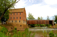 Burfordville, MO - Bollinger Mill and Covered Bridge