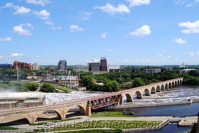 Minneapolis, MN - River View - 2