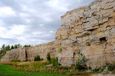 Sturgeon Bay, WI - Leathem Smith Quarry
