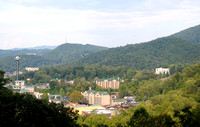 Gatlinburg, TN - View