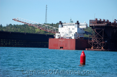 Two Harbors, MN - Ore Dock