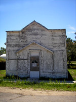 Anselmo, NE - Old Building