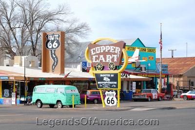 Seligman, AZ - Route 66
