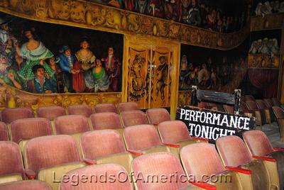 Death Valley Junction, CA - Amargosa Opera House Theatre