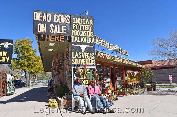 Boulder City, AZ - Souvenir Store