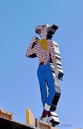 Laughlin, NV - Pioneer Cowboy