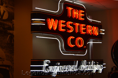 Beaumont, TX - Energy Museum - NeonSign
